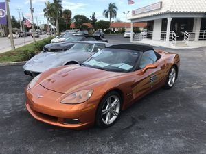 2007 Chevy corvette INDY PACE CAR!! for Sale in Delray Beach, FL