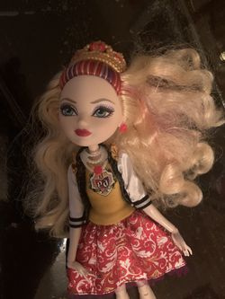 Ever After High Doll for Sale in Stockton,  CA