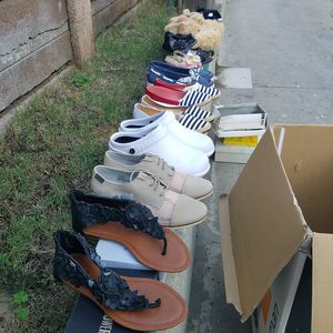 Shoes, flats, sandals, heels, slippers, sneakers for Sale in Huntington Park, CA