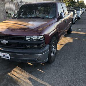 2000 Chevrolet Silverado 4.8 for Sale in Los Angeles, CA