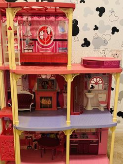 Barbie Doll House + Cute Doll House for Sale in Kissimmee,  FL