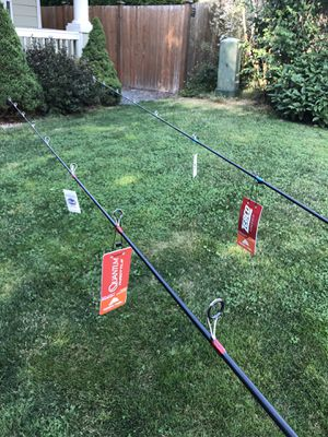 BRAND NEW Ozark Trail Zebco fishing rod for sale for Sale in Marysville, WA