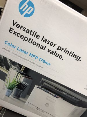 HP Color Laser MFP 178nw for Sale in Wichita, KS