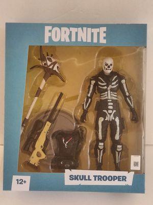 McFarlane Toys Fortnite Skull Trooper Action Figure for Sale in El Monte, CA