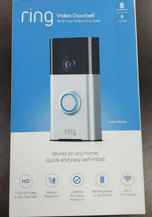 Ring doorbell for Sale in Ontario, CA