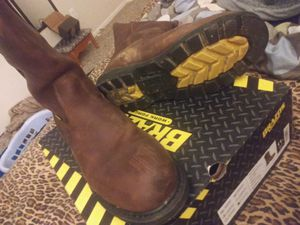Brazos mens workboots for Sale in Dallas, TX