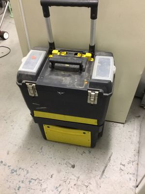 Tool box on wheels for Sale in Rehoboth, MA
