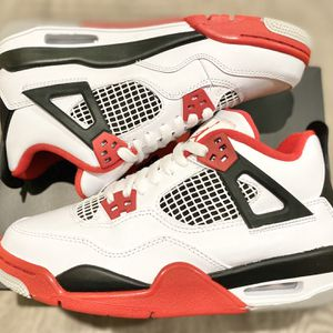 Jordan 4 Fire Red Size 6.5 and 7 Y Grade School for Sale in Los Angeles, CA