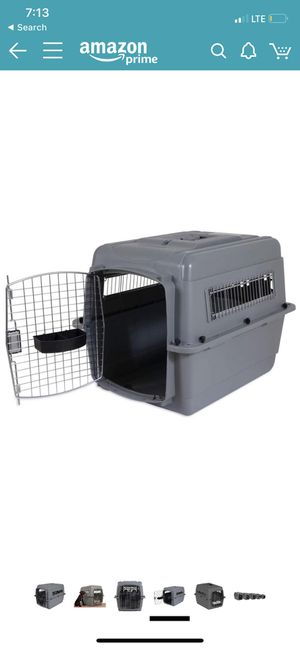 Puppy small dog sky kennel for Sale in Orlando, FL