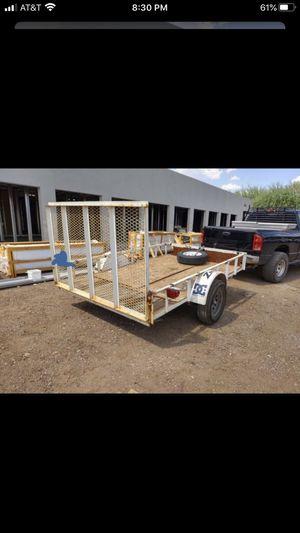 6x10 utility trailer for Sale in Phoenix, AZ