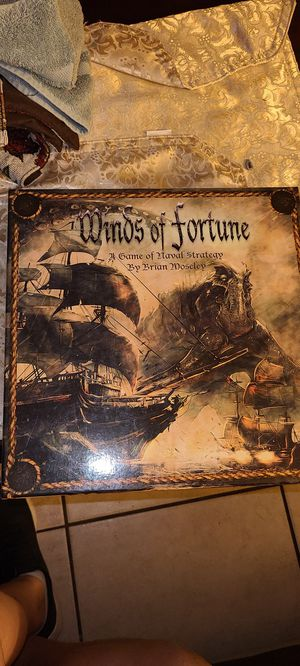 Winds of Fortune board game for Sale in San Diego, CA