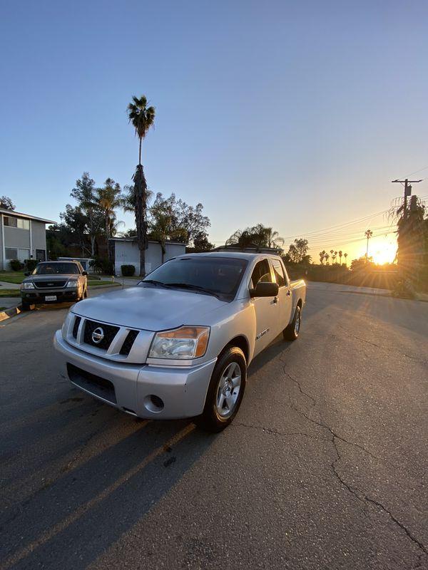 2008 Nissan Titan OBO