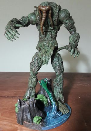 Man-Thing Action Figure marvel comics toy for Sale in Marietta, GA