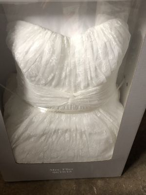 David's Bridal Wedding dress for Sale in Concord, CA