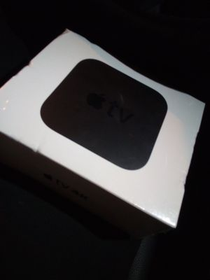 Apple TV 4K HD 128GB for Sale in Federal Way, WA