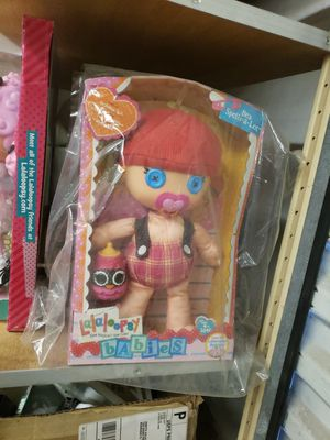 17 Lalaloopsy brand new for Sale in Tampa, FL