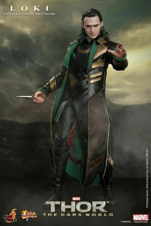 Hot Toys Thor: The Dark World Loki 1/6th scale Action Figure for Sale in Issaquah, WA
