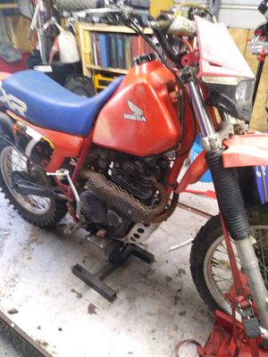 1984 honda xr500r dirt bike for Sale in Tower City, PA
