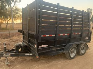 Great Dump Trailer!!! for Sale in Clovis, CA