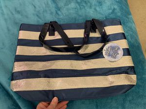 Blue Glitz Bag Tote New for Sale in St. Louis, MO