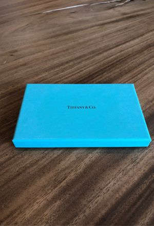 Tiffany & Co. Small Goatskin Journal for Sale in San Diego, CA