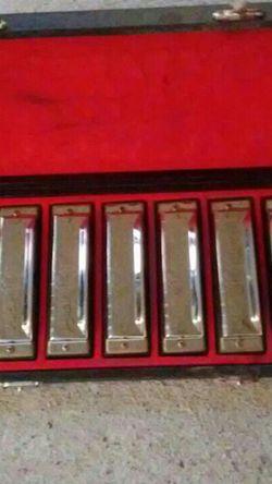 7 Soul Man Harmonicas for Sale in Nashville,  TN