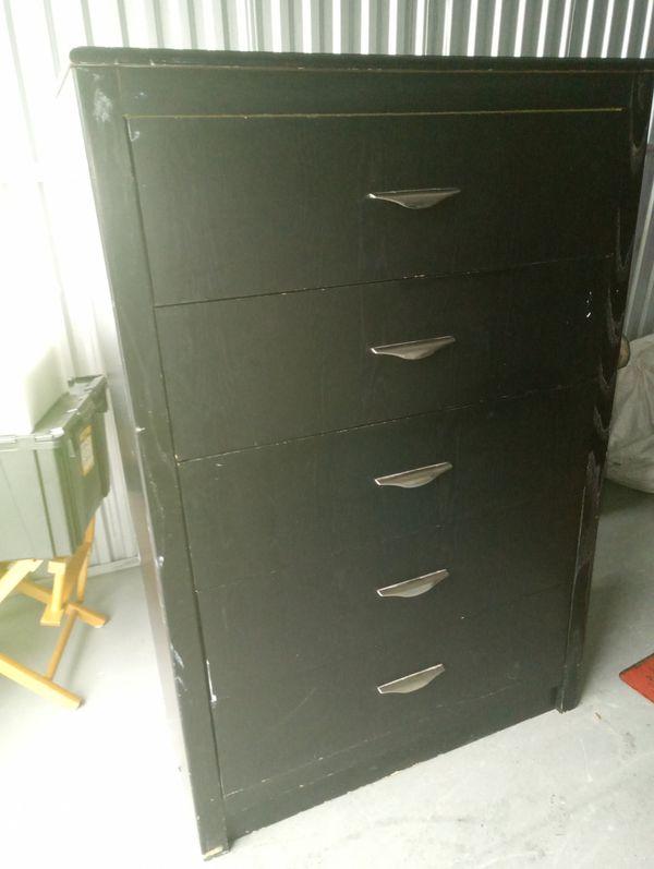 Large tall dresser