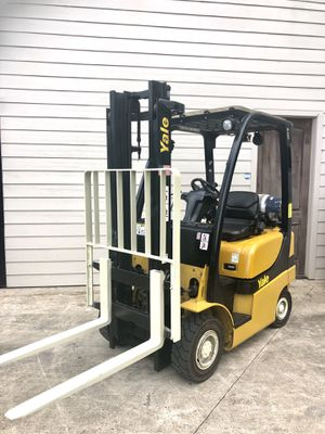 2010 Yale GLP040 Propane Forklift for Sale in Spring, TX