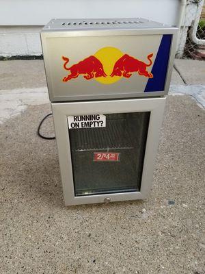 Redbull mini fridge for Sale in Detroit, MI