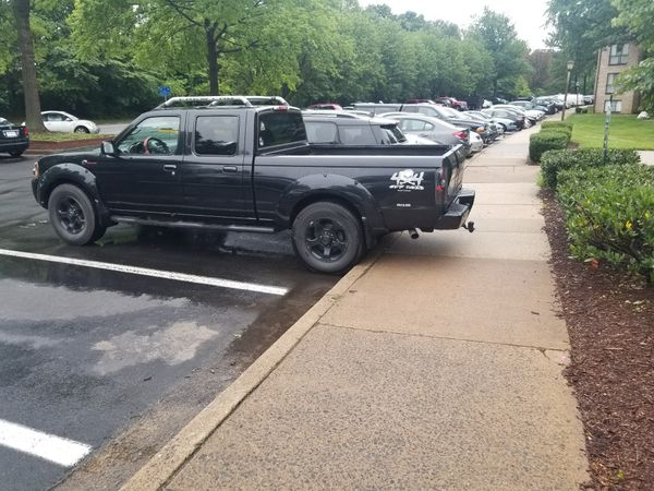 2002 Nissan frontier crew cab 4x4 supercharger