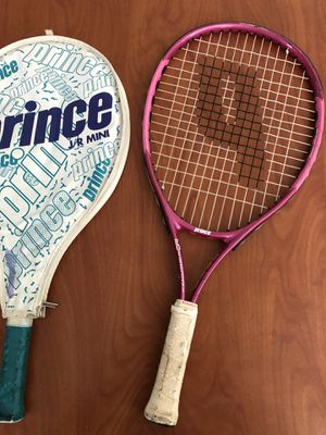 2 tennis rackets for Sale in Fayetteville, GA