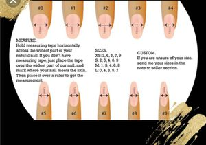 Holiday is Coming custom Press On nail for your costume for Sale in Harrisburg, PA