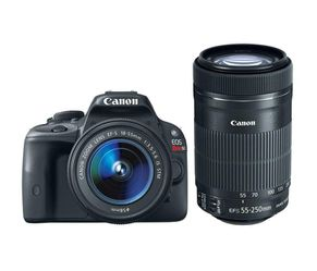 Canon Rebel Camera with 2 lenses Great Condition! for Sale in Westminster,  CO