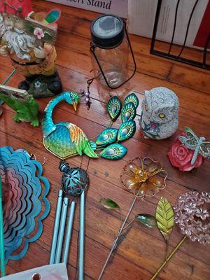 Garden decor for Sale in Bridgeport, CT