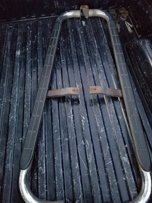 Step sides for truck for Sale in Dallas, TX