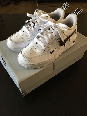 Nike Air Force 1 size 1y for Sale in Sacramento, CA