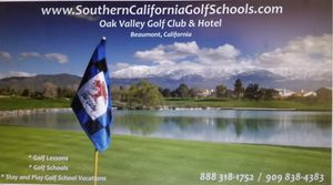 Southern California Golf Schools for Sale in Riverside, CA