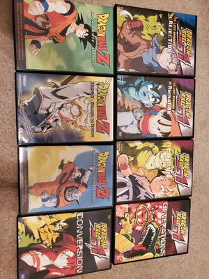 Dragonball Z / GT lot for Sale in Friendswood, TX