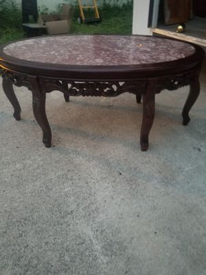 Marble table set for Sale in Melbourne, FL