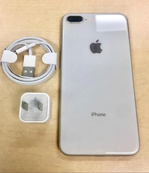 iPhone 8 plus 256GB Unlocked for any carrier (worldwide) with complete Accessories for Sale in Takoma Park, MD