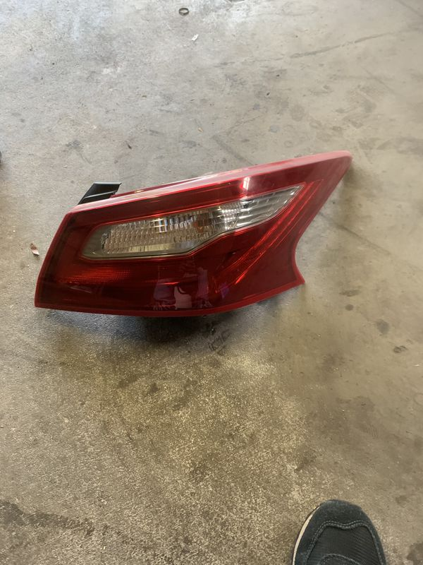 Altima Headlight