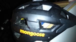 Helmet with gopro mountain attachment for Sale in Atlanta, GA