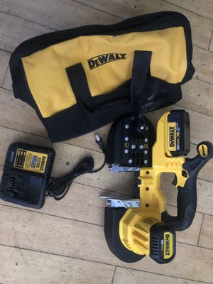 Dewalt bandsaw for Sale in Austin, TX