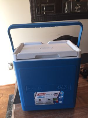 Coleman 20 can cooler. BRAND NEW! for Sale in Sterling, VA