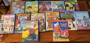 Children's DVD Collection for Sale in Newport News, VA
