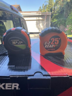 25' tape measures for Sale in Anaheim, CA