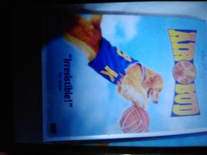 Walt Disney air Bud air buddies collection on dvd for Sale in Andover, MN