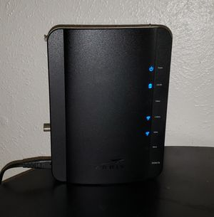 Arris Cable Modem Router combo for Sale in Irving, TX