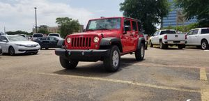 2016 Jeep Wrangler, EN PAGOS for Sale in Dallas, TX