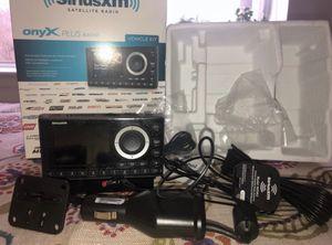 Siriusxm satellite radio onyx plus with vehicle kit for Sale in Fairfax, VA